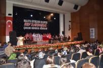 GÖRME ENGELLİ - Malatya Büyükşehir Belediyesi Çocuk Korosundan 23 Nisan Konseri