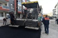 MAMAK BELEDIYESI - Mamak'ta Alt Yapı Çalışmaları Aralıksız Sürüyor