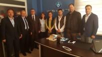 İKTIDAR - Milletvekili Hürriyet, Türk Eğitim-Sen Kocaeli Şubesini Ziyaret Etti