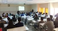 KıLıÇARSLAN - MMO'dan Hitit Üniversitesinde Meslek Tanıtımı