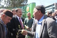 İŞ MAKİNASI - Orman Ve Su İşleri Bakanı Prof. Dr. Veysel Eroğlu'ndan Yangın Sezonu Açıklaması Açıklaması