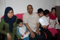 TEKERLEKLİ SANDALYE - Yetkililer İHA'nın Haberi Sonrası Afgan Aile İçin Harekete Geçti