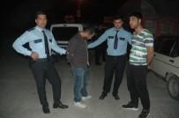 ABDİ İPEKÇİ - Polisin 'Dur' İhtarına Uymayan Sürücü Şehri Birbirine Kattı