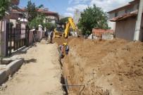 KANALİZASYON - Sağlıksız Kanalizasyon Hatları Yenilendi