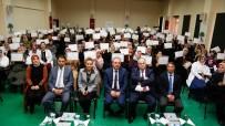 İL MİLLİ EĞİTİM MÜDÜRLÜĞÜ - Şehitkamil'de 187 Kişi Daha Okur-Yazar Oldu