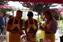 ODA TİYATROSU - Seramik Pişirim Çalıştayı Mezitli'de Başladı