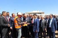Seydişehir'de Gıda Tarım Ve Hayvancılık Müdürlüğü Binasının Temeli Atıldı