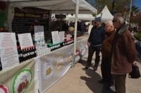 Sinop'ta Yöresel Ürünler Festivali Başladı