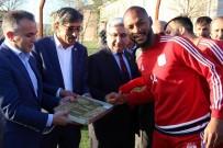 OSMAN YıLDıRıM - Sivasspor'un Başarısı İçin Kurban Kesildi