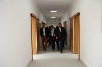 BAKIM MERKEZİ - Türkiye'nin En Önemli Merkezlerinden Biri Van'da Açılıyor