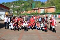 Üniversite Öğrencilerinden 'Soğuk Madene, Sıcak Karşılama' Etkinliği