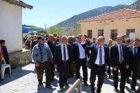 ŞEHMUS GÜNAYDıN - Vali Günaydın'dan Köy Ziyaretleri