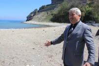 Yılmaz, Ilıksu Plaj Tesislerini İnceledi