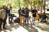 Adıyaman'da 'Ruhlar Ve Tabutların Dili-Nemrut'un Laneti' Filmi Çekiliyor
