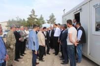 EK KONTENJAN - Adıyaman Valisi Abdullah Erin Depremzede Gençlerin Sıkıntılarını Dinledi