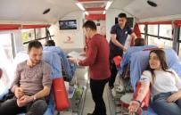 KAN BAĞıŞı - ADÜ Kızılay Topluluğu'ndan Kan Bağışı Kampanyası