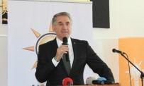 REFERANDUM - AK Parti Elazığ Teşkilatında, Referandum Değerlendirme Toplantısı Yapıldı
