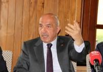 KIŞ OLİMPİYATLARI - AK Parti Erzurum Milletvekili Ilıcalı, 'Erzurum, Erzincan Ve Kars Olarak 2026 Kış Olimpiyatlarına Adayız'