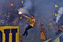 SERKAN ERGÜN - Ankaragücü Şampiyonluk Kupasını Aldı