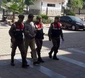 Antalya'dan İzmir'e Giden DAEŞ'li Aydın'da Yakalandı
