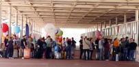 ANİMASYON - Antalya'ya Bir Günde 190 Uçak İnecek