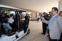 AFRİKALI - Bakan Çelik  Açıklaması 'EXPO Alanı Kamu Tarafından Memur Bakışıyla Yönetilemez'