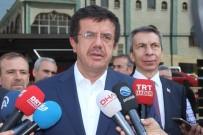 GÜMRÜK VERGİSİ - Bakan Zeybekci'den Kabine Değişikliği Ve Enflasyon Açıklaması