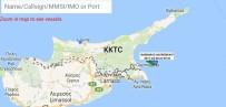 GÜNEY KıBRıS - Barbaros Hayrettin Paşa Sismik Araştırma Gemisi, Gazimağusa'ya Geçti