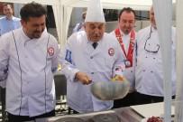 MUTFAK GÜNLERİ - Başkan Yılmaz, Uluslararası Mutfak Günlerinde Hünerlerini Sergiledi