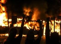 GÖZ YAŞARTICI GAZ - Brezilya'da Sendikalar Tasarruf Tedbirlerine Karşı Halkı Sokağa Döktü