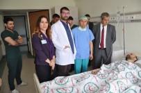 HÜSEYIN EREN - Bulanık Devlet Hastanesinde Bir İlk