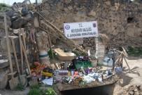 Derinkuyu'da Kaçak Kazı Yapan 8 Kişi Yakalandı
