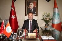 BAYRAM HAVASI - Edirne Belediye Başkanı Recep Gürkan'dan 1 Mayıs Mesajı