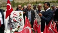 ABDURRAHMAN YILMAZ - EMSAV Karadeniz Temsilciliği Şehit Fethi Sekin'in Memleketinde Mevlit Okuttu