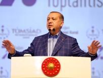 İŞADAMLARI - Erdoğan'dan Sincar Mesajı Açıklaması 'Bir Gece Ansızın Gelebiliriz'