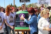 Ereğli'de Kadın Cinayeti Protestosu