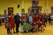 ZEKI ÇELIK - Futsalın Şampiyonu Aliya İzzetbegoviç Lisesi Oldu