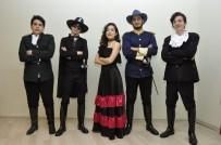 ÖZGÜRLÜK - Gaziantep Kolej Vakfı Liseleri Zorro Müzikalini Sahneleyecek