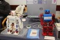 KARAKÖSE - Geleceğin Robotları BAU'de Yarıştı