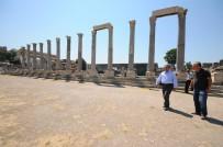 SMYRNA - İzmir Büyükşehir Belediyesi'nden Turizme Büyük Destek