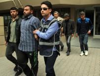 SEYHAN NEHRİ - Kalaşnikoflu Trafik Kavgası Cinayetine 7 Tutuklama