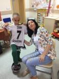 BEŞİKTAŞ - Kanser Hastası 9 Yaşındaki Murat'a Quaresma Forması