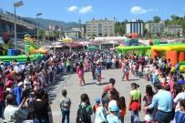 ANİMASYON - Karabük'te 5. Geleneksel Çocuk Şenliği