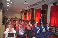 HAKAN ATEŞ - Karatekin Üniversitesi'nde Sertifika Töreni