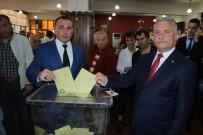 Kdz. Ereğli'de MHP Kongresi Yapılıyor