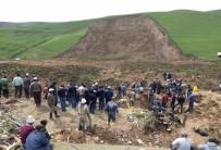 Kırgızistan'da Toprak Kayması Açıklaması 24 Kayıp
