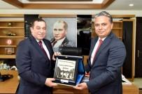 BAŞBAKAN YARDIMCISI - KKTC Başbakan Yardımcısı Denktaş Antalya'da