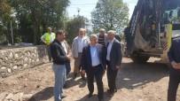 BAHAR TEMİZLİĞİ - Körfez'de Bakım Ve Onarım Çalışması