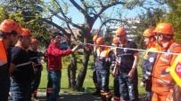 AFET BİLİNCİ - KTÜ Ve  AFAD Bünyesinde 25 Kişilik Arama Kurtarma Ekibi Kuruldu