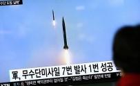 BIRLEŞMIŞ MILLETLER - Kuzey Kore'nin Füze Denemesi Yine Başarısız Oldu